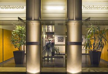Hotel Verona Front