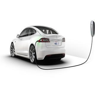 Tesla Charging Point